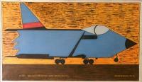Avião Um Protótico
